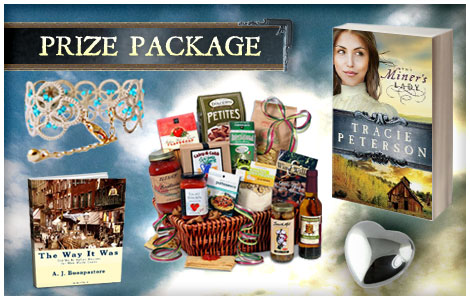 The Miner's Lady Prize Package - Fall Into Love Contest